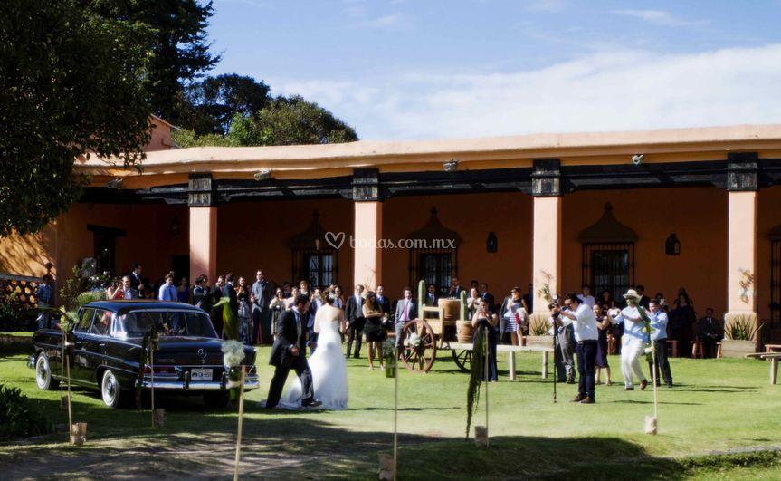 La boda