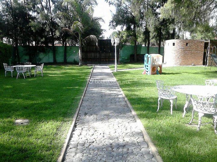 Jardín El Edén