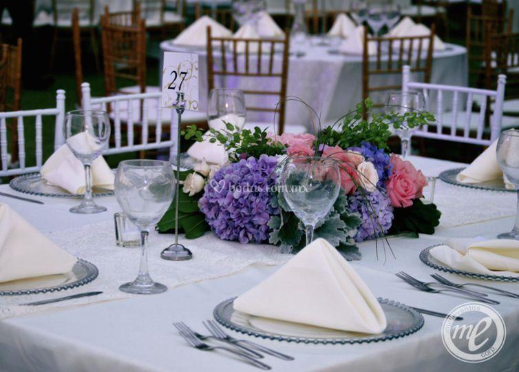 Diseño floral y alquiler