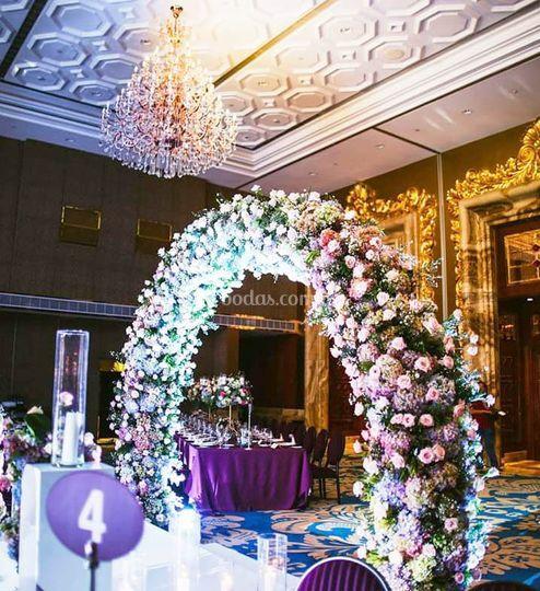 Arcos florales