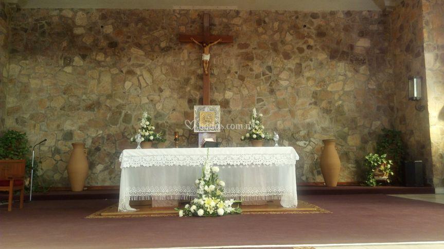 Diseños para altar