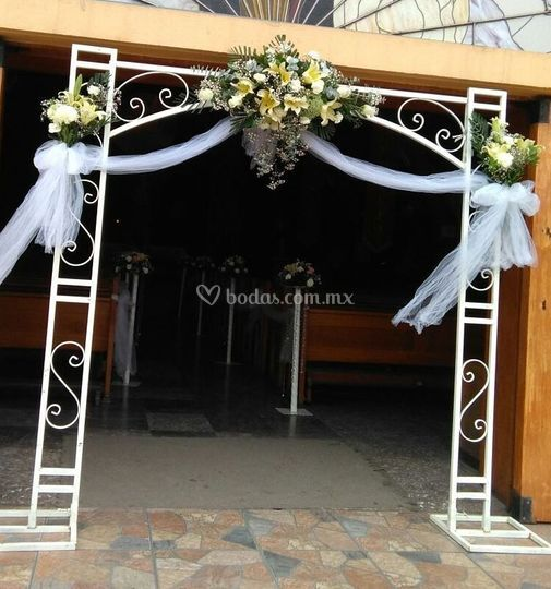 Arcos para entrada o paredes