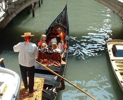 Viajes a Venecia