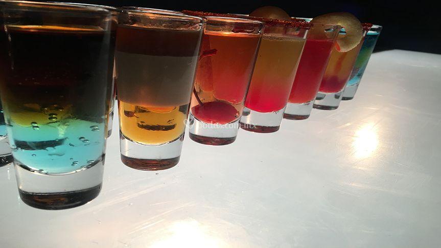 Paldrink - Cócteles y Shots