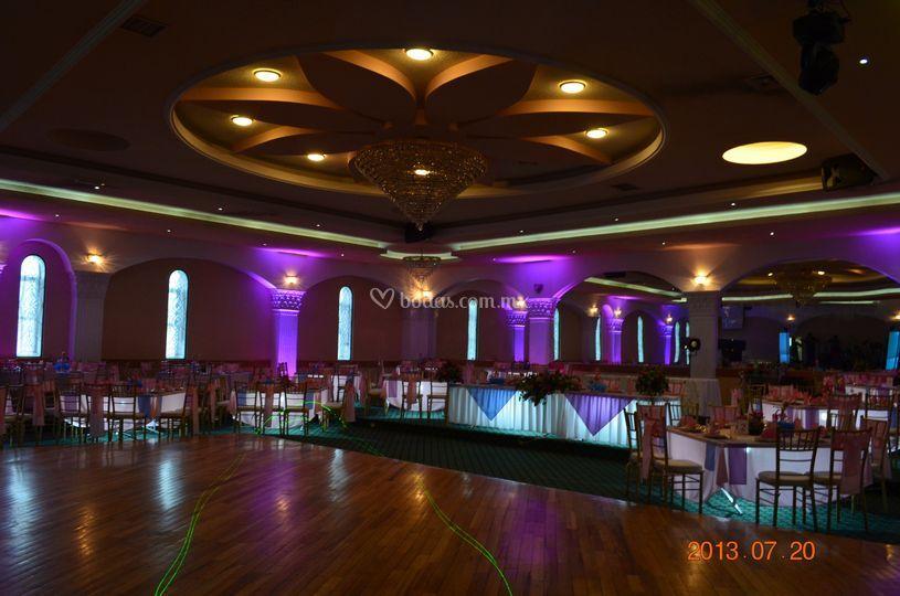 Salón Mirage de Salones Mirage