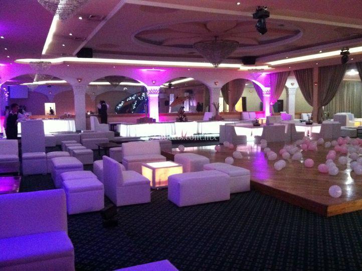 Eventos lounge