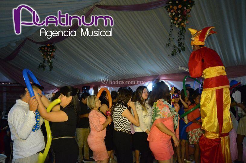 agencia escolta baile