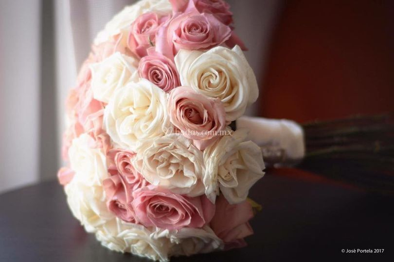 Romántico bouquet