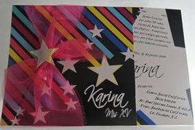Thematic Art Invitaciones