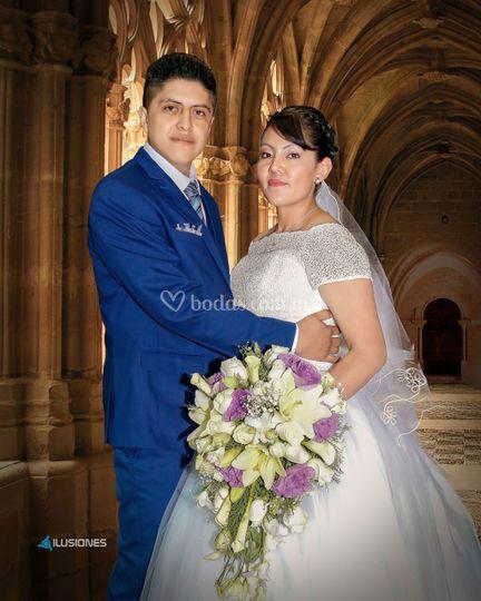 Rocío e Iván