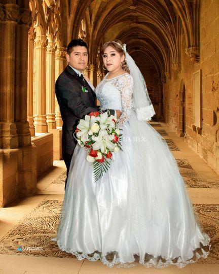 Verónica y Norberto