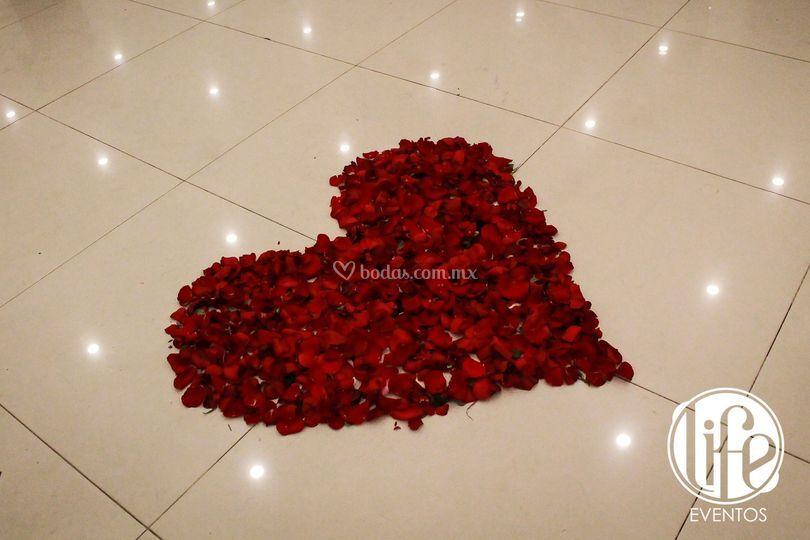 Romanticismo en todo
