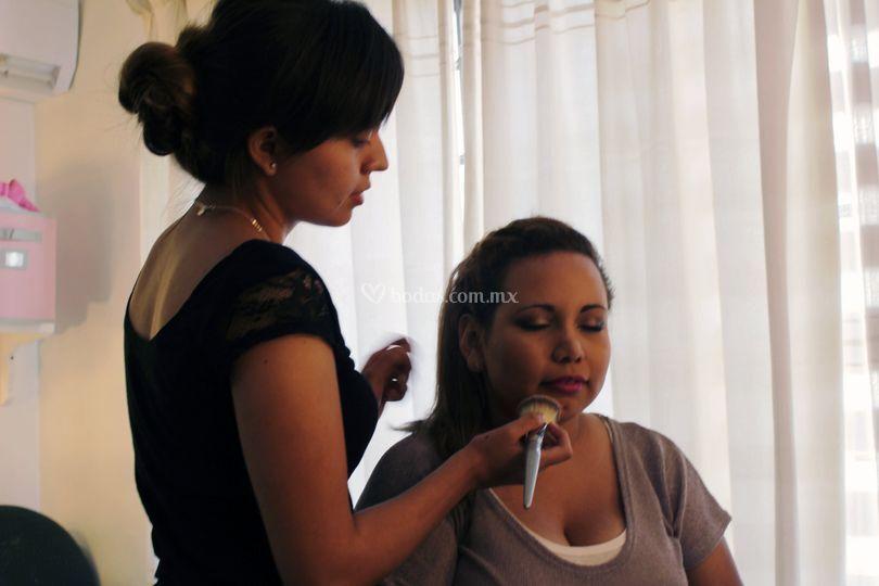 Diseño de maquillaje