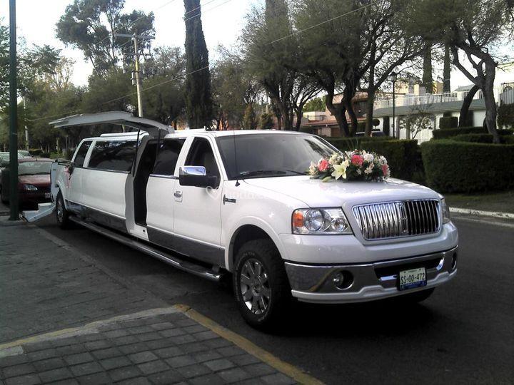 Limousine Lincoln Mark