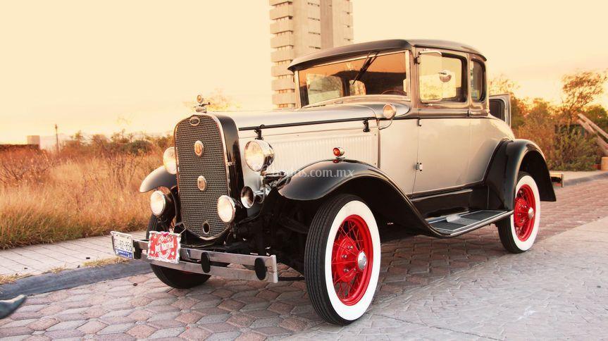 Ford Fran Ray1930