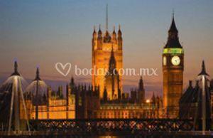 Londres fría y romántica