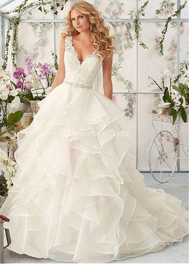 9206f17a7 Ckamila Vestidos de Novia