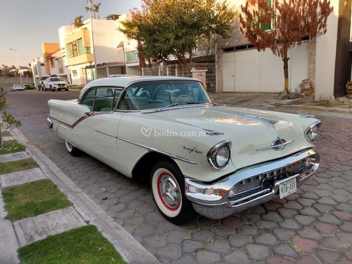 Oldsmobile 1957 98 Holiday