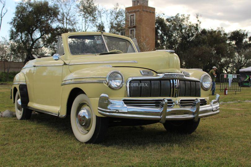 Mercury 1947 eight convertible