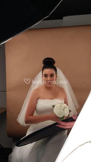 Fotos novia tradicional