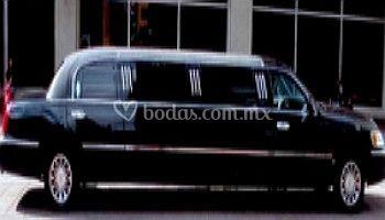 Limousine Lincoln Cartier