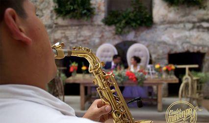 Saxofonista Carlos Miranda