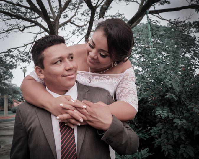 Juana y Will