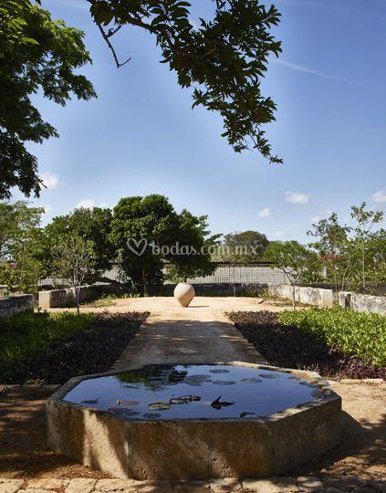 Jardín del Cantarito