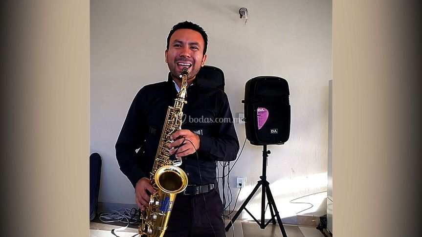 Saxofonista Cesarcielo 2020