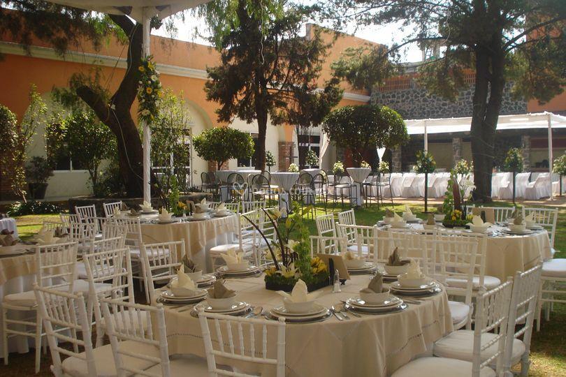 Hacienda La Esmeralda