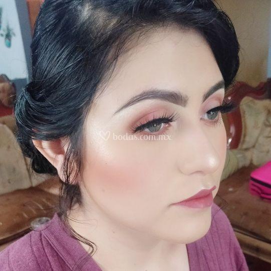 Makeup Luna's Izcalli