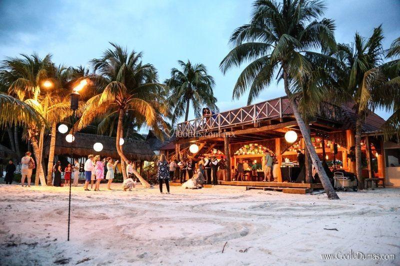 Locación en Isla Mujeres