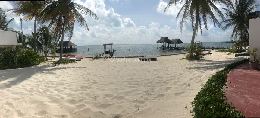 Locación Playa Privada