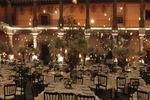 Mesas para invitados de Ex Hacienda de Santa M�nica
