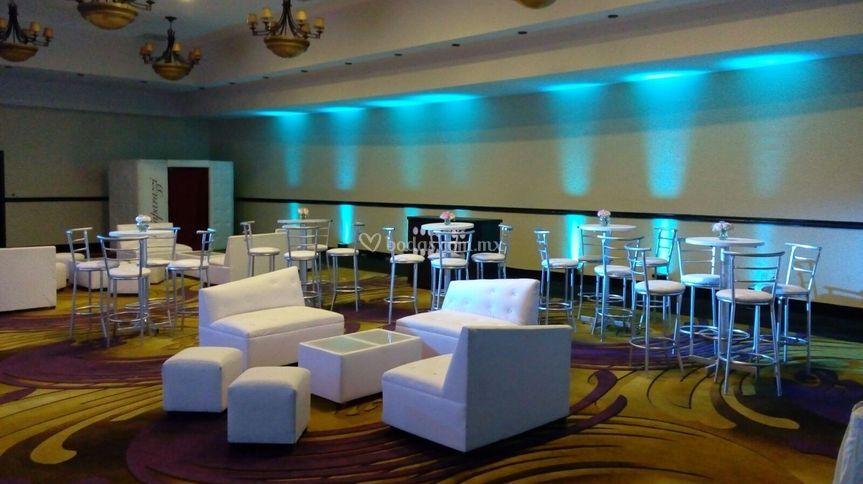 Lounge yperiqueras