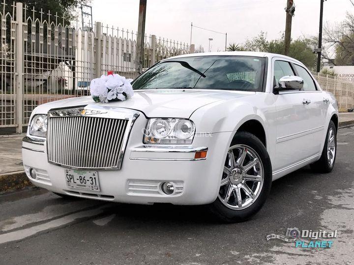 Chrysler 300c perla nacarado