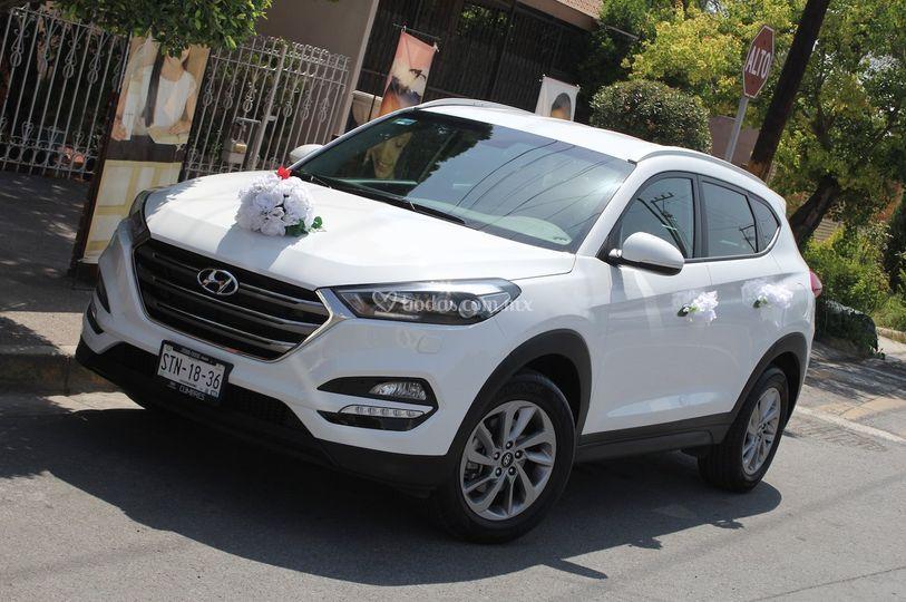 Camioneta Hyundai Tucson 2017