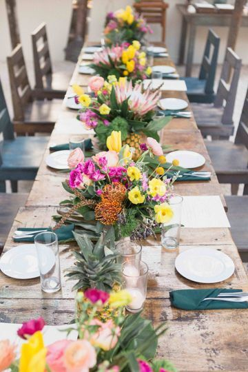 Nuestras mesas