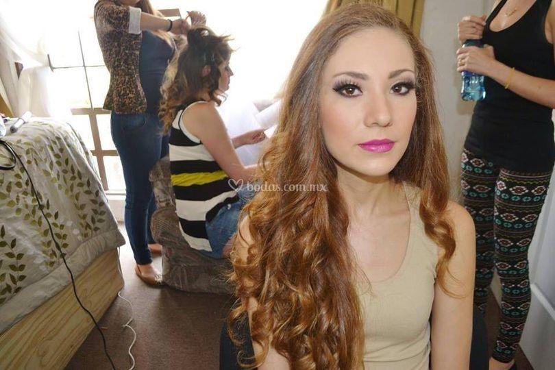 Cava Makeup & Hair