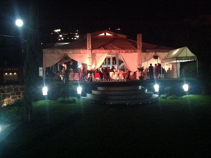 Noche de evento