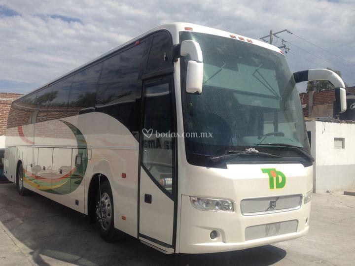 Autobus Volvo 9700