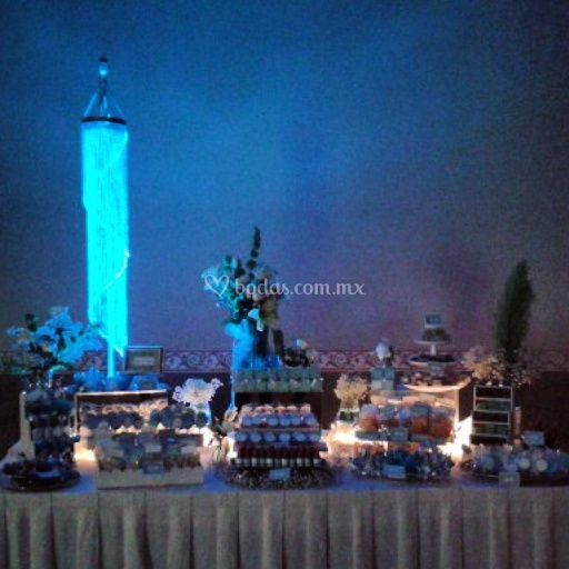 Mosart Candy Buffet