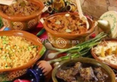 La mejor comida mexicana