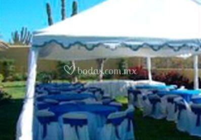 Mobiliario para tu evento
