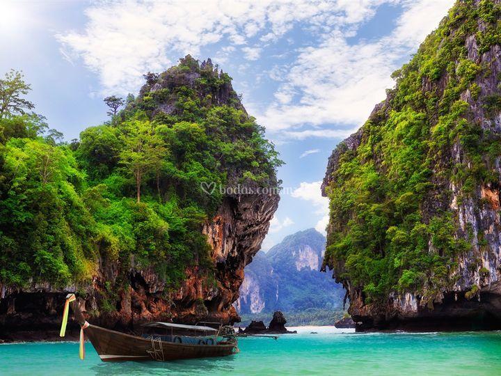 Playas exóticas