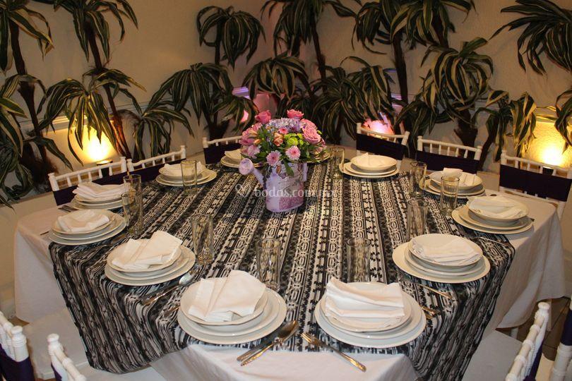 Salón de Fiestas Amarilis
