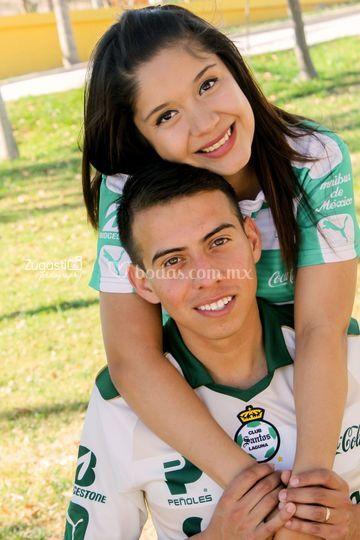 Yesenia y Luis