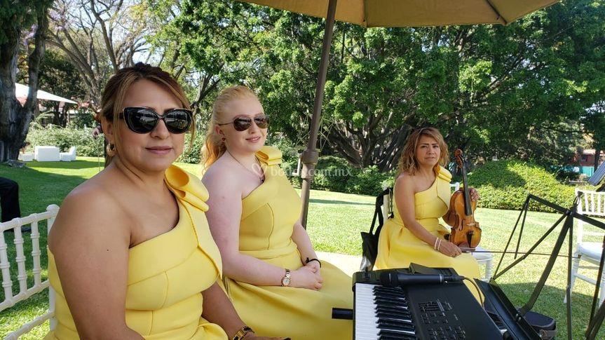 Coro para bodas