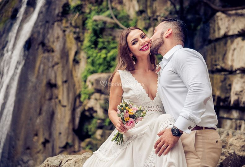 Sesión de recién casados