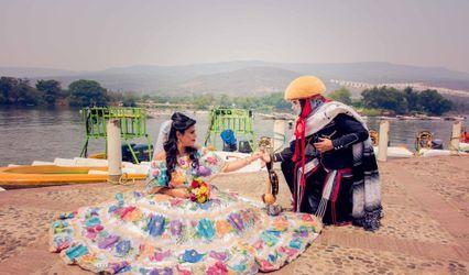 La boda de Angie y Diego